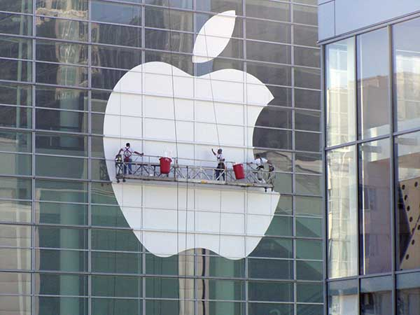Apple Window Graphics
