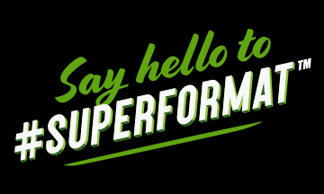 superformat supergraphics